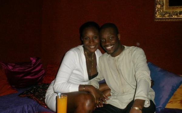 La fille de feu Omar Bongo, ex-president du Gabon, très amie à Papito, le king du Nirvana