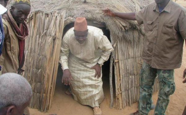 Macky Sall en visite dans le Sénégal des profondeurs