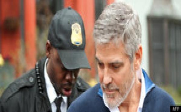 George Clooney en prison : il a donné son premier coup de fil à sa mère