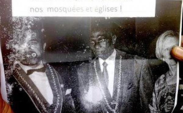 Photo exclusive : Abdoulaye Wade dans une loge maçonnique ?