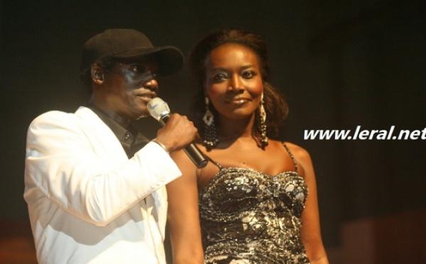 Coumba Gawlo Seck en parfaite complicité avec Idrissa Diop