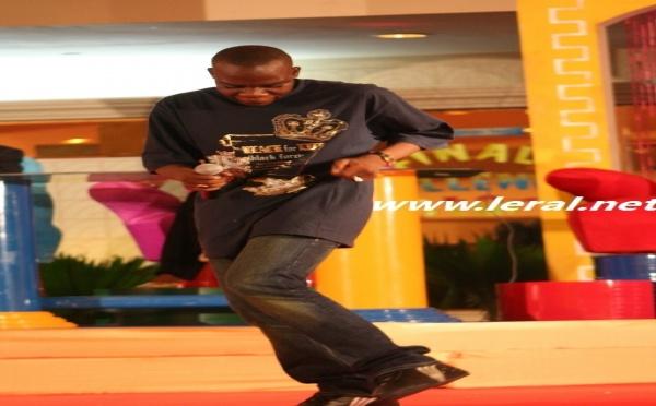 Abdou Guitté Seck en mode Hip Hop