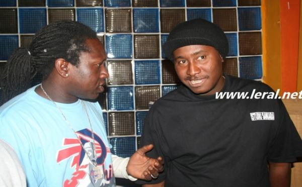 Didier Awadi et Noumoukounda Cissokho s'expliquent