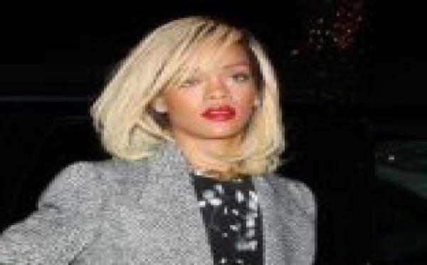 Rihanna : élégante et troublante, elle se dévergonde une fois seule...