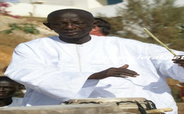 Doudou Ndiaye Rose: Grand maître des tambours