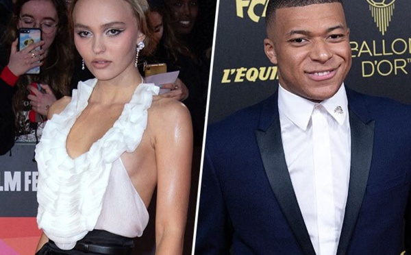Lily-Rose Depp et Kylian Mbappé en couple ? Toute la vérité dévoilée (photos)