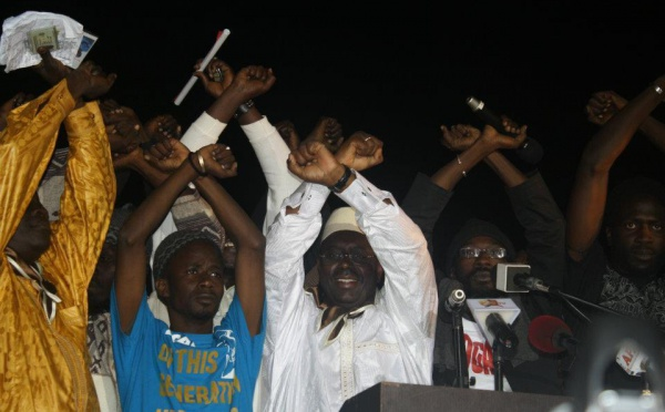 Macky Sall un président Yenamarriste