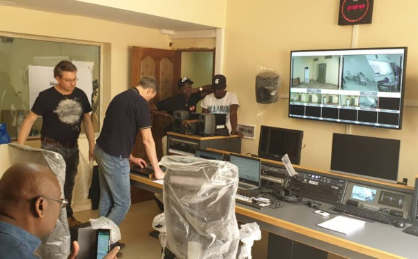 La Rts en chantier: La Direction générale promet plus d'attractivité et d'efficacité aux téléspectateurs