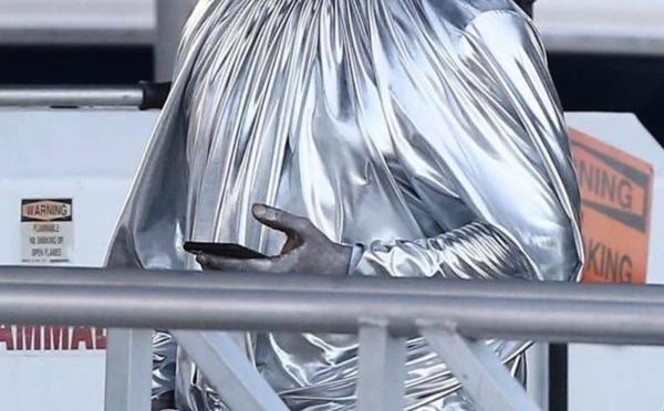 Photos: extravagance, Kanye West surprend son monde