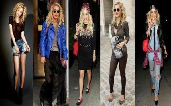 Look de Rita Ora : Dans son clip R.I.P. dévoilé, le style très Rihanna de la protégée de Jay-Z