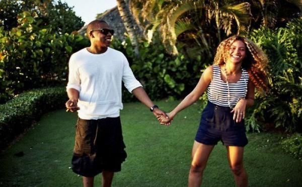 Des photos intimes de Beyoncé et Jay - Z
