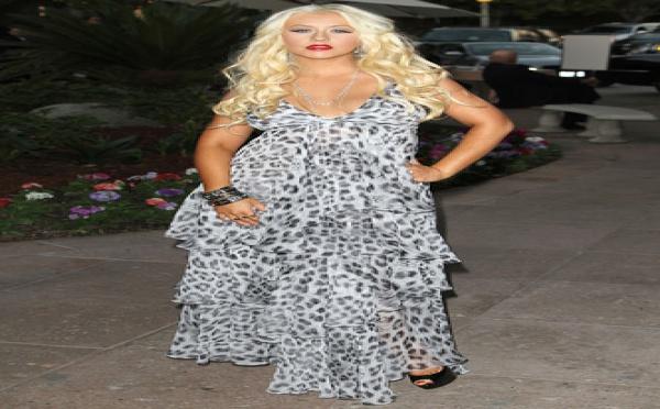 Photos : Christina Aguilera, un changement physique radical