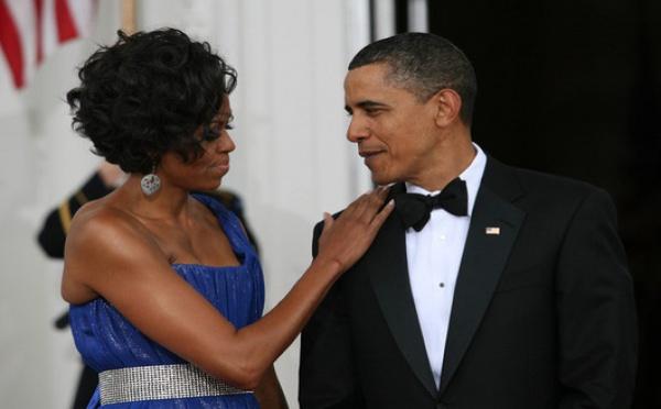 Kerry Washington trop proche de Barack Obama ?