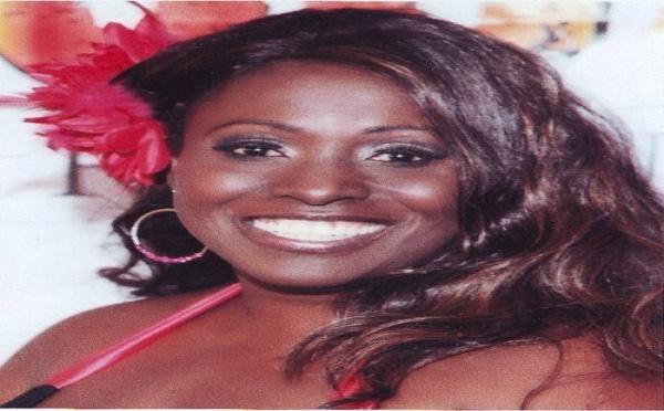 Adrienne Diagne, fille de l'ex-maire de Gorée et petite fille du premier député noir, Blaise Diagne
