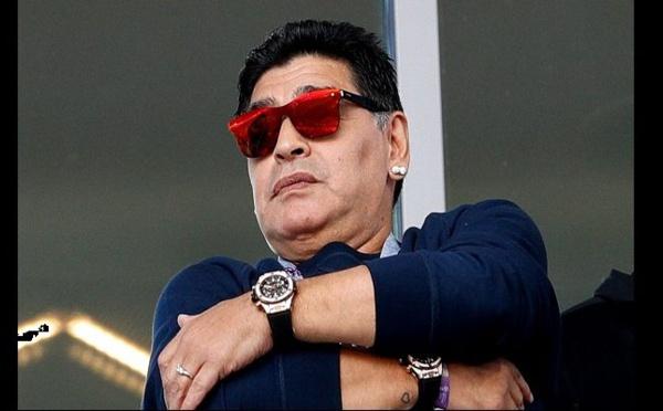 Diego Maradona fait des révélations sur son premier rapport s*xuel