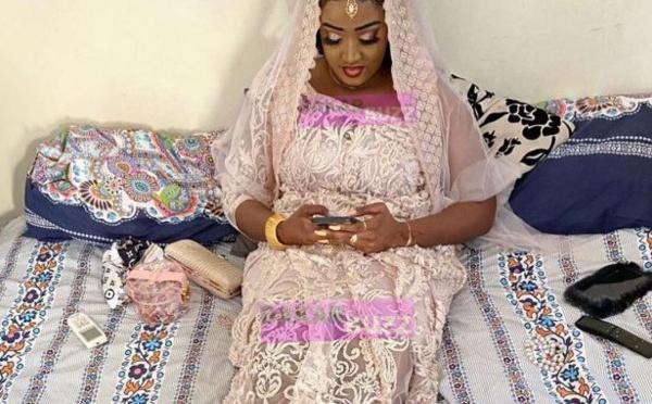 Carnet blanc: Mignonne Dia, la fille de feu Demba Dia s'est mariée