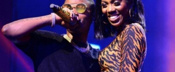 Tiwa Savage et Wizkid confirment leur relation amoureuse