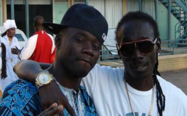 """Guin Thieuss et Dugge-T au festival """"African in April 2012"""""""
