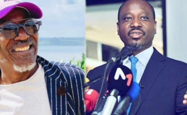 Affaire Ouattara et Soro: Alpha Blondy envoie un message aux deux politiciens