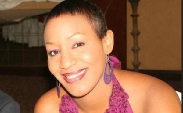 La présentatrice d'Africa 7 Sarah Cissé était une Thiantacoune