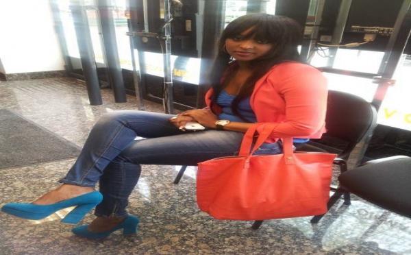 Le mannequin Awa Fall, la nouvelle star sénégalaise à Paris !