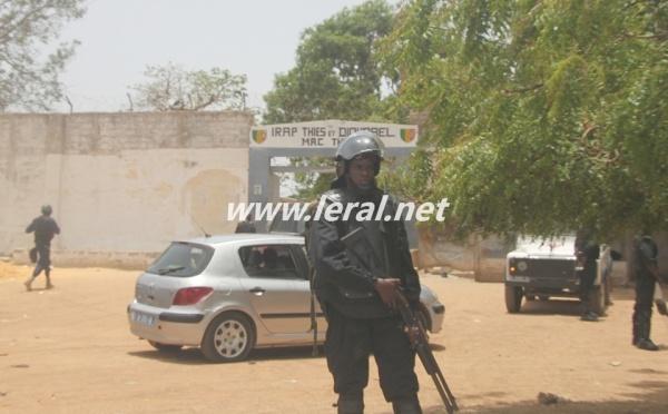 Exclusif! Voici l'endroit où Cheikh Béthio est emprisonné..