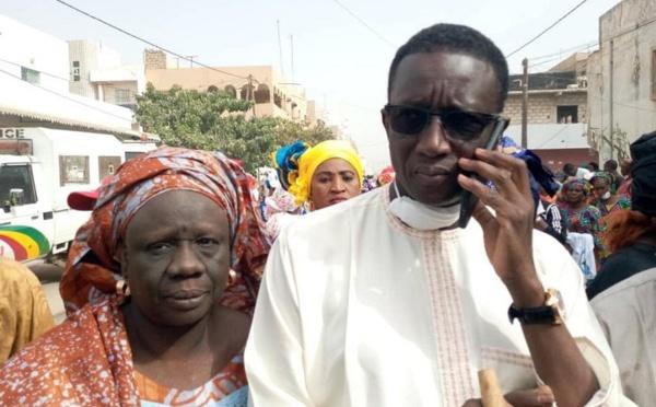 « Cleaning Day »: Amadou Bâ nettoie avec les Parcellois…