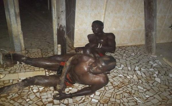 Les deux voleurs arrêtés et tabassés à Nord-Foire