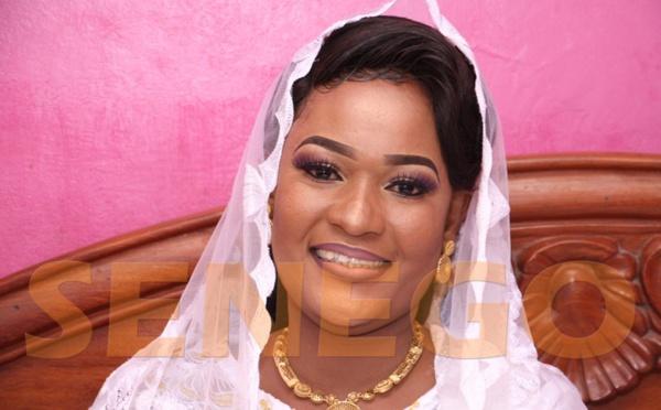 PHOTOS– Carnet blanc: La journaliste Ngoné Saliou Diop devient Mme Niasse