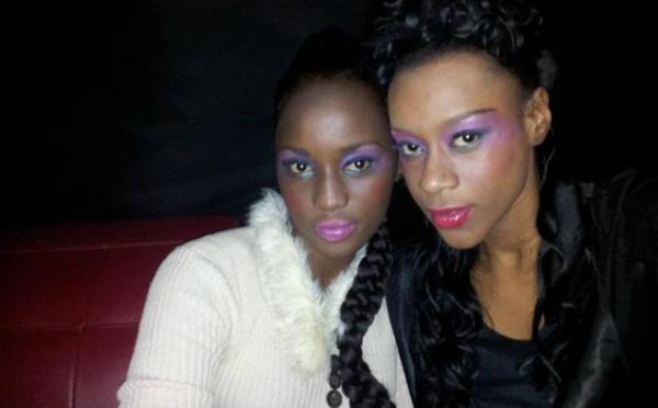 Awa Ndiaye et Dyana Seck !