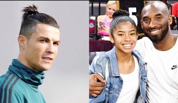 Hommage à Kobe Bryant: Cristiano Ronaldo et Luis Figo lynchés sur le net (photos)