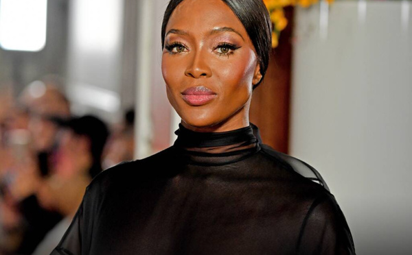 Grammy Awards : Naomi Cambell réclame une catégorie Afrobeats