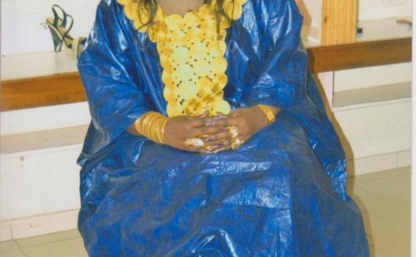 Ngoné Ndiaye Guewel dans une autre facette!