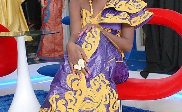 Quand Lissa incarne l'élégance sénégalaise!