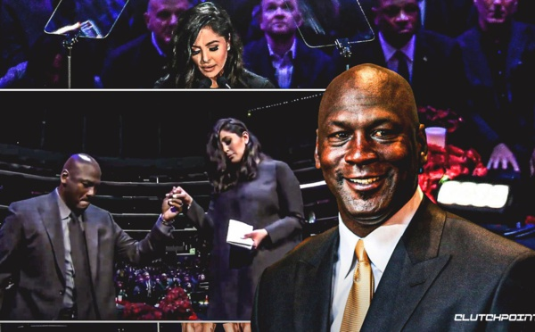 VIDEO – La veuve de Kobe Bryant porte plainte