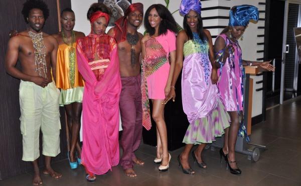Fatoufine Niang, Fleur Mbaye et Amina Sow se montrent