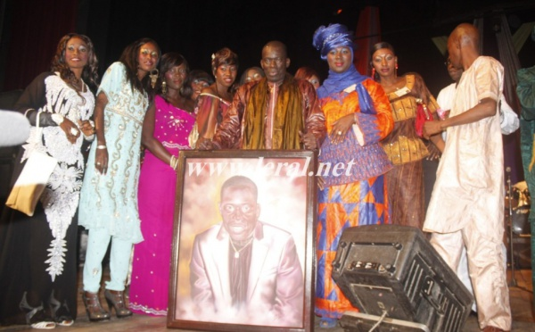 Un cadeau pour Assane Ndiaye
