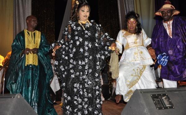 """Fatou Guéwel danse le 'Thiakhagoune"""""""