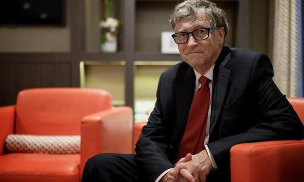 Quand Bill Gates prédisait l'apparition d'une pandémie ( février 2017 )