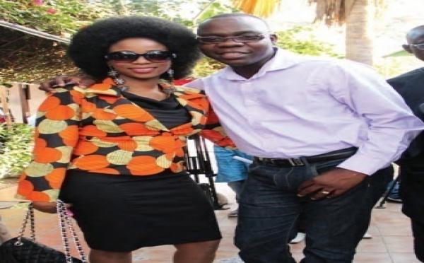 Adiouza et Abdou Guité Seck : Une relation très amicale