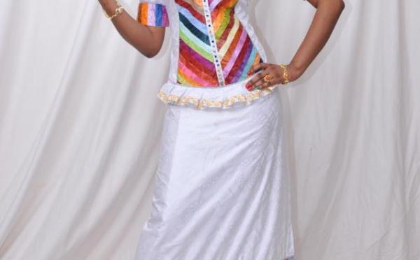La sublime Dalanda Diallo en mode traditionnelle