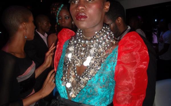 Le mannequin Sachakara en serial top model