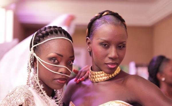Fatoujoe Ndiaye et Ndèye Dogo ravissantes avec leurs robes