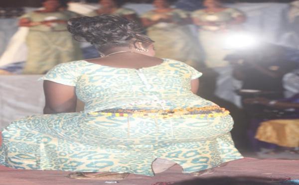 Adja Dior Diop, miss jongoma: La célibataire des Parcelles Assainies