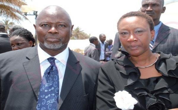 Alioune Tine de la Raddho et Oumou Wane de Africa 7