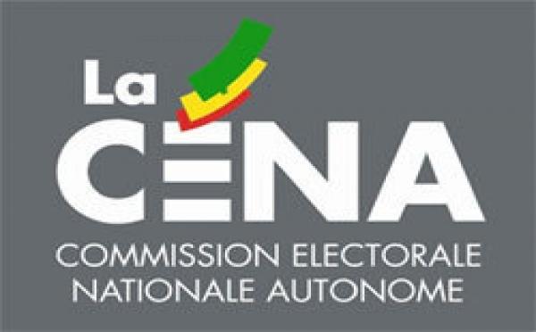 La CENA donne son satisfécit pour le déroulement des législatives