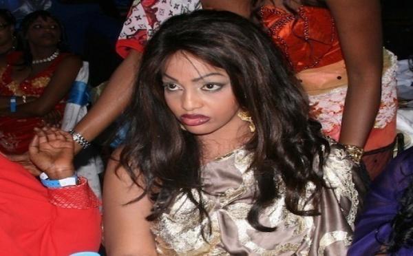 Fatima Sow, la ravissante épouse de Bouba Ndour