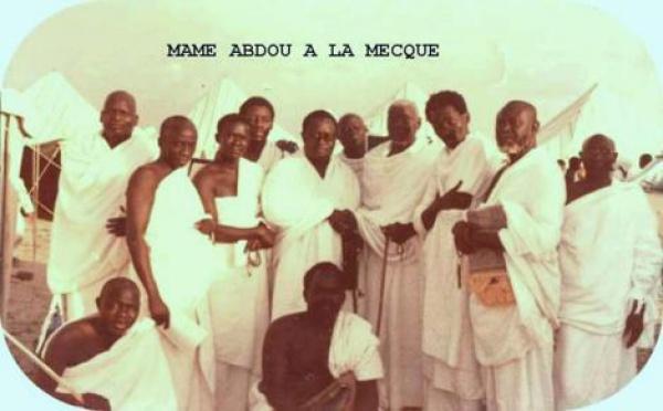 """[Photo] Mame Abdou aziz Sy """"Dabakh"""" à la Mecque!"""