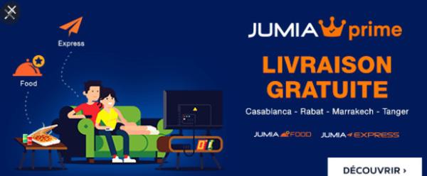 Jumia lance la livraison gratuite et illimitée pour son 8e anniversaire