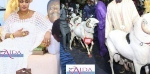 Tabaski à Medinatoul Salam: Défilé de moutons chez Sokhna Aida Diallo